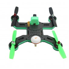 SEXTANTIS-Frog Mini 4-Axis Carbon Fiber Quadcopter Kit w/ESC Motor UAV for FPV RTF Version