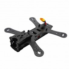 GEPRC GEP210 Carbon Fiber 4-Axis RC Quadcopter Frame 210mm Low Barycenter for FPV