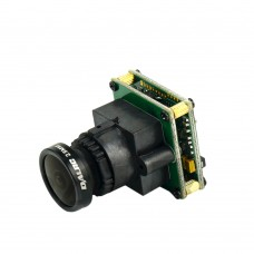DALRC 4140+673 700TVL Mini CCD Camera with 2.5mm Lens Supprot OSD for RC Quadcopter FPV System