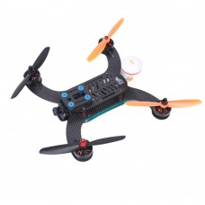 SEXTANTIS-S230 Mini 4-Axis Carbon Fiber Quadcopter Kit w/ESC Motor UAV for FPV BNF Version