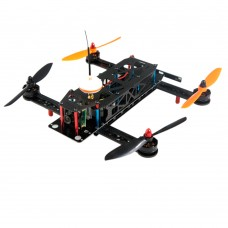 L280 4-Axis Quadcopter Frame Kit with Flight Controller for FPV BNF Version