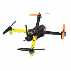 L330-2 Carbon Fiber 4-Axis Quadcopter Frame Kit with Flight Controller for FPV ARF Version