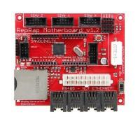 3D Printer Motherboard 1.2 Sanguinololu ATMEGA644P Main Board for Reprap