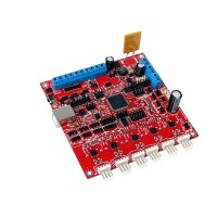 Geeetech Newest RepRap Rambo 1.2G Controller Board Compatible with Arduino for 3D Printer