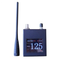 Field Strength Meter Intensity Indicador Radio Detector 126db 0.1uv Signal Finder Tester