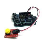 Geeetech UNO MEGA Duemilanove Sensor Shield V4 Digital Analog Module Servo Motor for Arduino