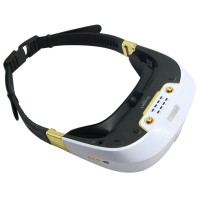 Original Walkera Goggle 3 5.8G Real-Time 3D Video Glasses 32CH Head Tracker for FPV