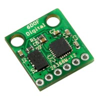 6DOF IMU Posture Control Module Accelerator ADXl345 3-Axis Gyro ITG3205 for DIY