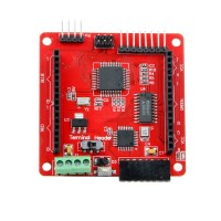 60mm Full-Color RGB LED Dot Matrix Display Driver Board Module Compatible with Arduino Colorduino 8*8