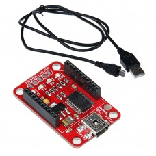 Arduino Xbee Mini-USB Adapter USB-TTL Module Support X-CTU Software for DIY