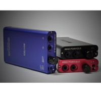 MATRIX Mini-Portable DAC 24bit 192KHz Portable Amplifier Headphone Decoder AMP DAC USB DAC