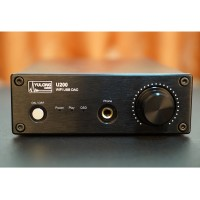 Yulong U200 USB WiFi DSD 32Bit 384KHz DAC Decoder + Headphone Amplifier-Black