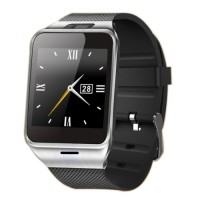 Aplus Smart Watch GV18 Support Micro SIM Card NFC Communication Bluetooth 3.0 Clock