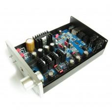 HA INFO DA1 USB DAC Audio Decoder Class A Headphone Amplifier WM8805+WM8740