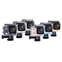 F65 4K WIFI Camera 20 Megapixels HD 2inch Display HDMI Output Cam with Waterproof Case