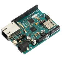 Leonardo ETH Controller Board for Arduino 7-12V ATmega32u4 W5500 TCP/IP Embedded Ethernet without PoE