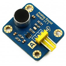 Arduino Mini 2.7V-5.5V Analog Sound Sensor Sound Detector Module for DIY