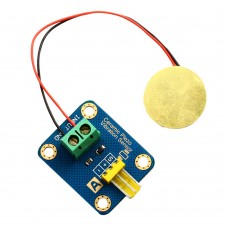 Mini Ceramic Piezo Vibration Sensor Module Analog Signal Output for Arduino DIY