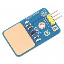 Capacitive Touch Sensor Digital Touch Switch Module Development Board for RC Tank Toy Robot Car