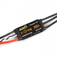 RCtimer X-Drone 20A Electronic Speed Controller BLHeli Mini ESC for RC Multicopter