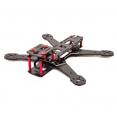 BeeRotor Mini Carbon Fiber Racing Quadcopter 210MM QAV210 BR210 with PDB