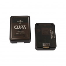 CUAV Mini Ublox NEO-M8N High Precision GPS with Protective Case for Pixhack Flight Controller