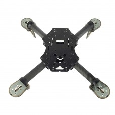 Star Power 260Plus Glass Fiber 4-Axis Quadcopter Frame 258mm for FPV DIY