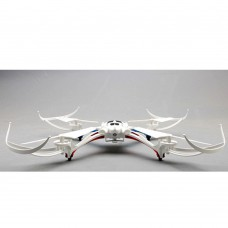 NIHUI TOYS U807 Remote Control Helicopter 6 Axis 2.4G RC Quadcopter 360 Degree Stumbling UFO Drone with Compass