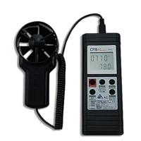 AZ-8901 Anemometer Air Temperature Flow Meter Wind Speed Range 0.4-35m/s Handheld Anemometer