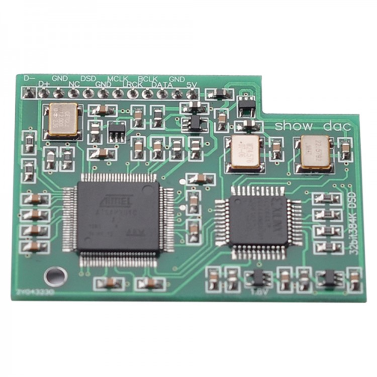 armcpld digital sound card interface module support 384k