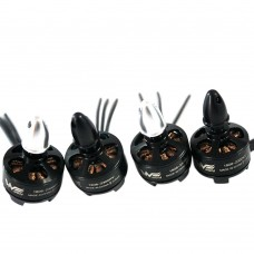 Wdiy 2204 2300KV Brushless Motor WST 12A ESC Kit for DIY Racing Drone Quadcopter FPV