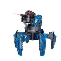 Remote Control Intelligent Spider Battle Robot Electric Tank Robotic Children Toy-Blue