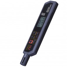 AZ-8709 Pen Type LCD Thermo-Hygrometer Temperature Thermometer Humidity Tester