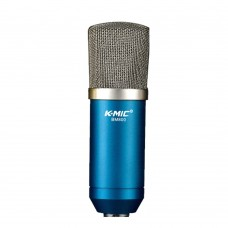 K-Mic BM800 Professional Condenser Sound Recording Microphone for Radio Braodcasting Singing