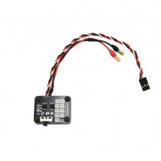 AmazingTech Multifunction FPV 12V LED Light Controller for Multicopter Quadcopter 3.5 Connector