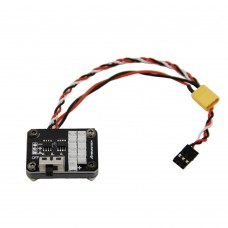 AmazingTech Multifunction FPV 12V LED Light Controller for Multicopter Quadcopter XT30 Plug