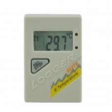 AZ88378 Temperature and Humidity Logger Thermometer Temperature Recorder -200~1370 Degree C