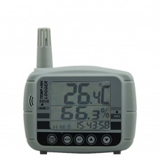 AZ8808 LCD Temperature Humidity Recorder Hygrometer Wall-Mounted Indoor Air Auality(IAQ) Monitor