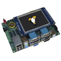 SBC9261-I Development Board Based on AT91SAM9261S Industrial Processor Module