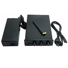 VJHiFi TPA3116 2.1+ CSR4.0 Bluetooth 4.0 Module Digital Amplifier Board with Case Power Supply