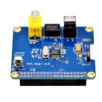 Raspberry Pi HIFI DiGi+ Digital Sound Card I2S SPDIF Expansion Board for Raspberry Pi 2B B+ A+
