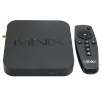 MINIX NEO U1 Android TV Box Amlogic S905 Quad Core 2G/16G 802.11ac 2.4/5GHz WiFi H.265 HEVC 4K HD XBMC IPTV Smart TV Box