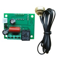XD-1029 Refrigerator Temperature Controller Digital Electric Temperature Regulator Module with Probe