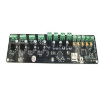 3D Printer Control Board Circuit Board Mainboard Prusa I3 Reprap Melzi Version 2.0 1284P for Printer Controller PCB
