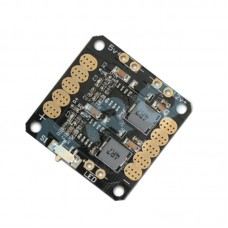 Tarot Racing Drone CC3D Power Distribution Panel Board with LED Switch TL300D6 for Multicopter