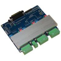 CNC Engraving Machine 3A 3-Axis Control Board Stepper Motor Driver Board for Mach2 3 EMC KCAM