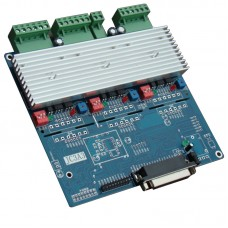 CNC Engraving Machine Step Motor Control Drive Board 3.3A 16 Microsteps for 6 TVL Motor