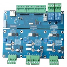 USB Interface CNC Control Board Controller + 3-Axis A3977 Driver for Step Motor DIY