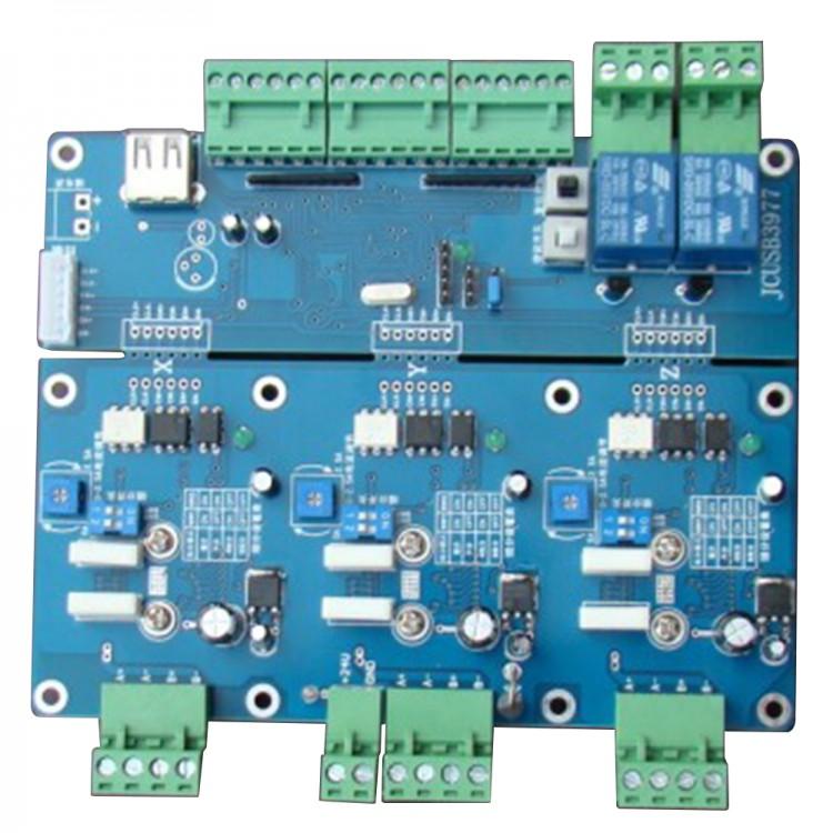 USB Interface CNC Control Board Controller + 3-Axis A3977
