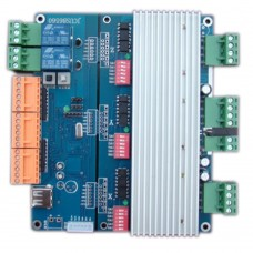 USB Interface CNC Control Board Controller+3-Axis TB6560 Driver USB+3 Channel Driver JCUSB6560 for Step Motor